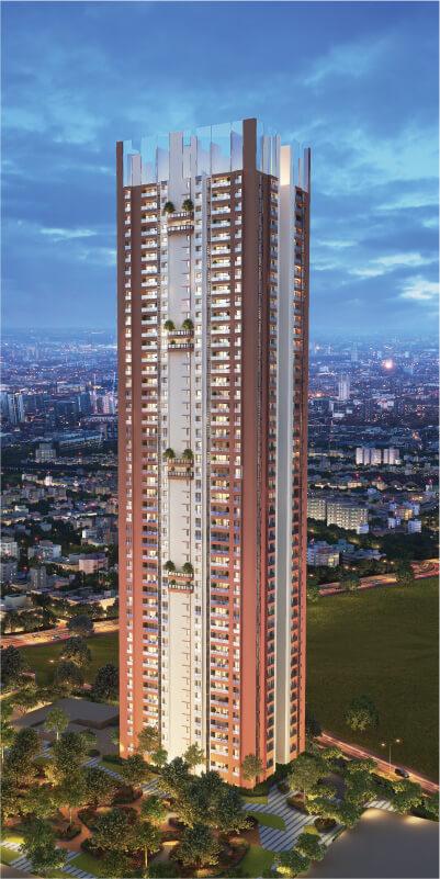 Tallest building in chennai