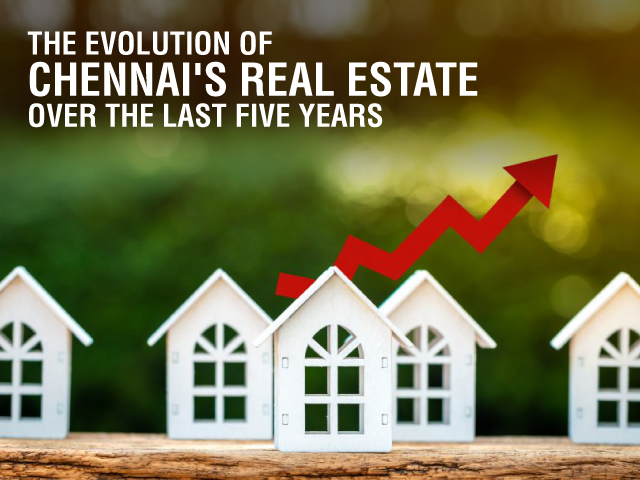 The Evolution of Chennai's Real Estate Over the Last Five Years - SPR Highliving