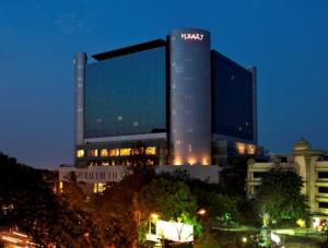 Hyatt - Tallest Building in Chennai