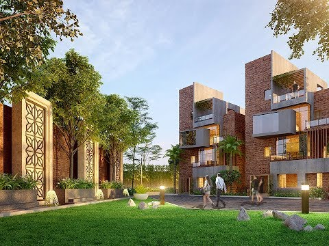 Live a healthy and green lifestyle at SPR Highliving District