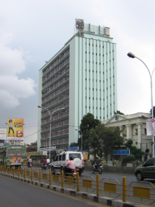 The Great LIC building - Tallest building in Chennai