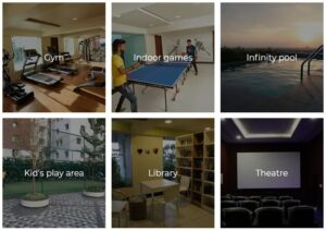 Amenities available - Upcoming Luxury Projects in Chennai