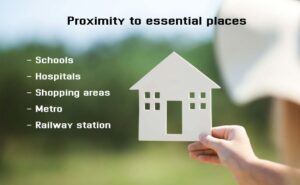 Proximity to essential places - Luxury Apartments For Sale in Chennai