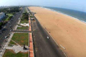 marina beach -Places to Visit Around Porur