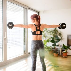 Home Dumbbells- Best Exercises to Do at Home