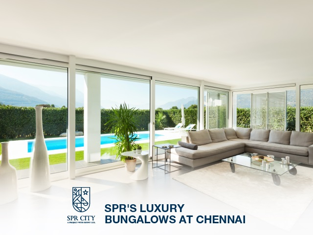 Buy Luxury Bungalows in Chennai by SPR Highliving