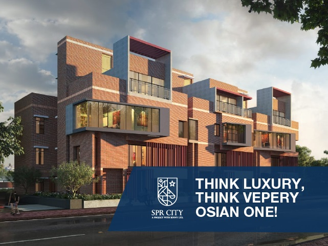 Think Luxury, Think Vepery - Osian One