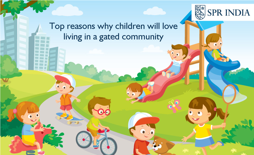 Top reasons why children will love living in a gated community
